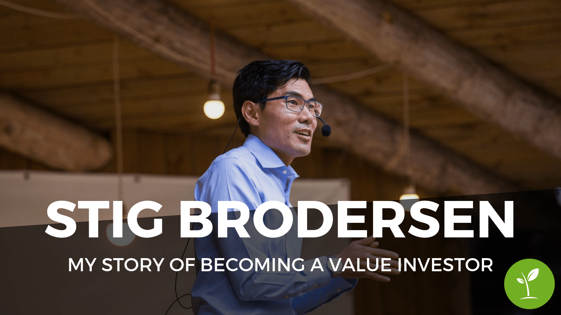 Stig Brodersen - My story of becoming a value investor