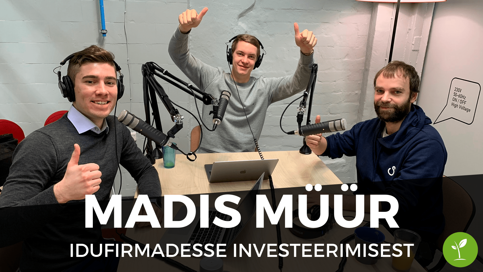 Madis Müüriga startup'desse investeerimisest