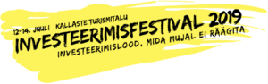 Investeerimisfestival 2019-logo