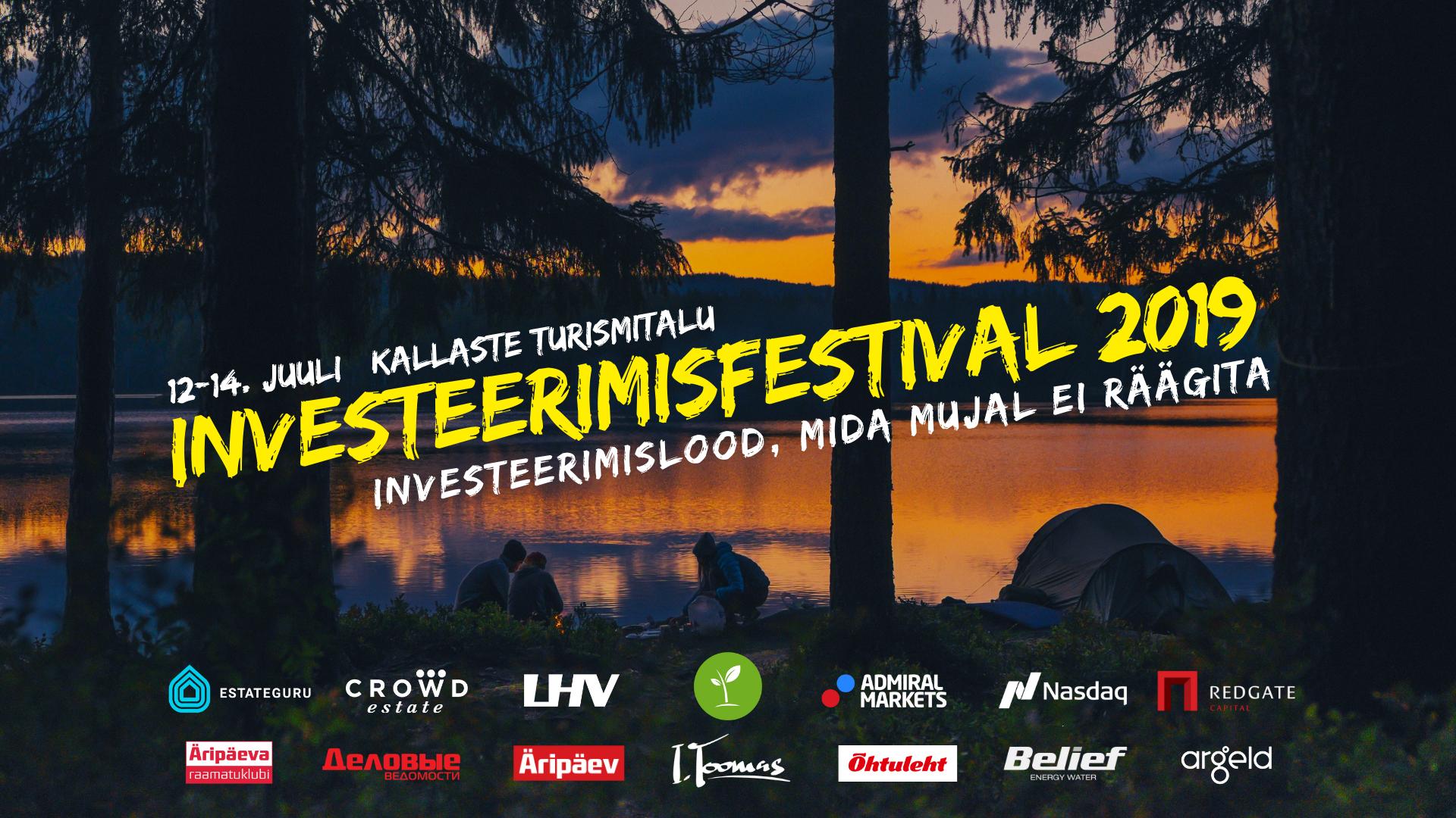 Investeerimisfestival 2019
