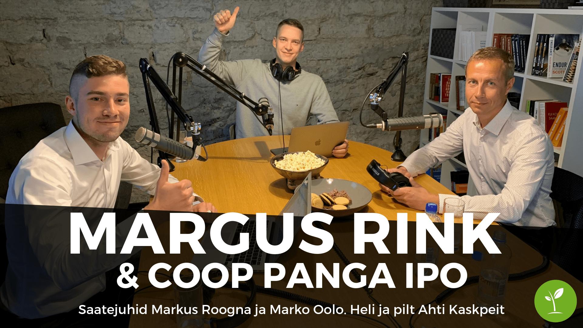Margus Rink ja Coop pank