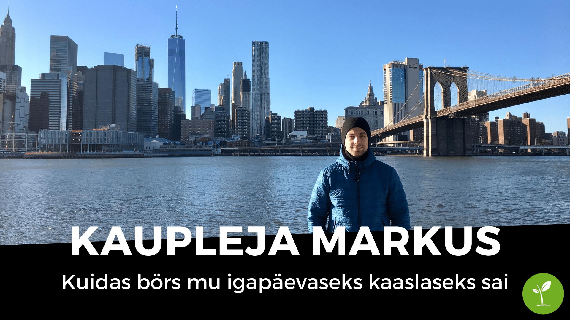 Kaupleja Markus
