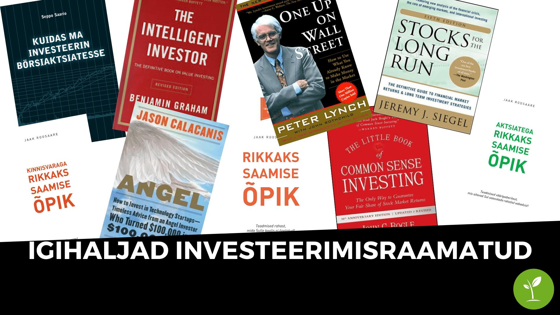 Investeerimisraamatud