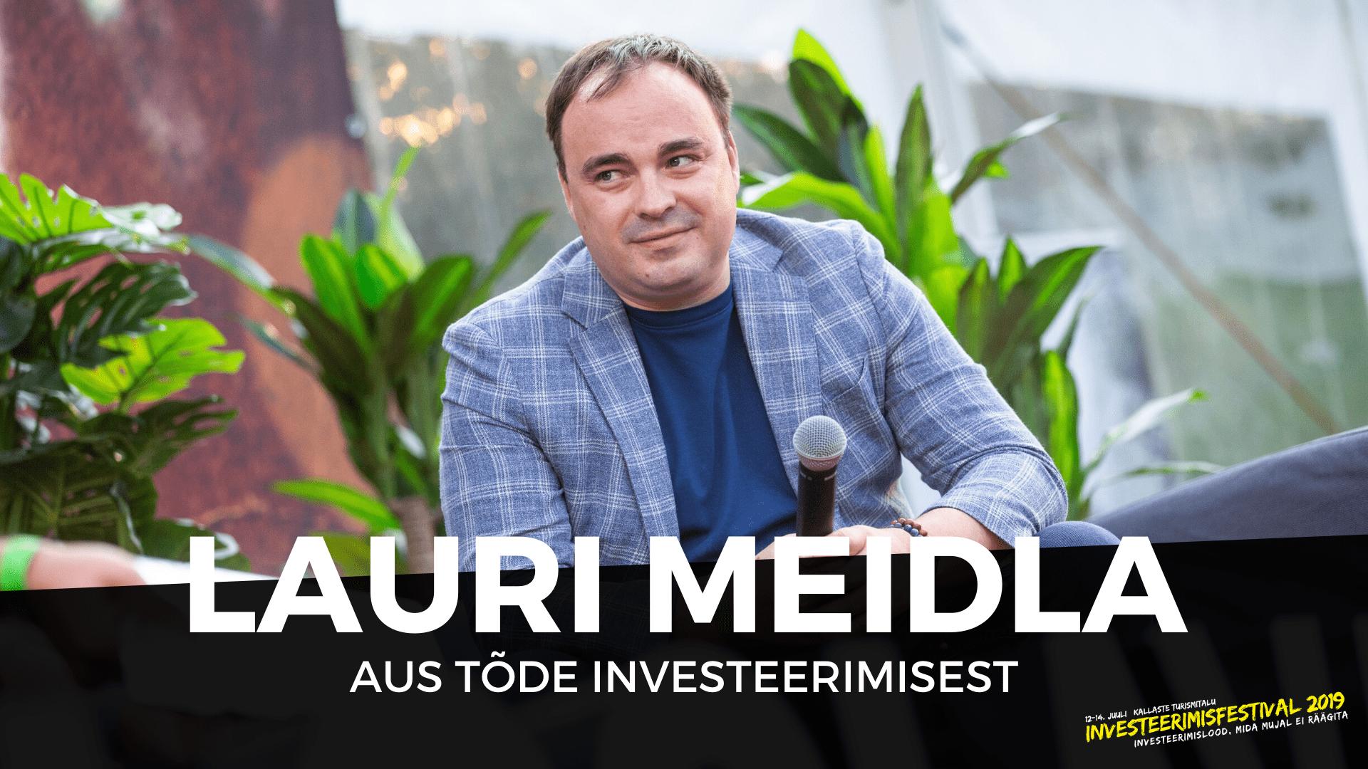 Lauri Meidla