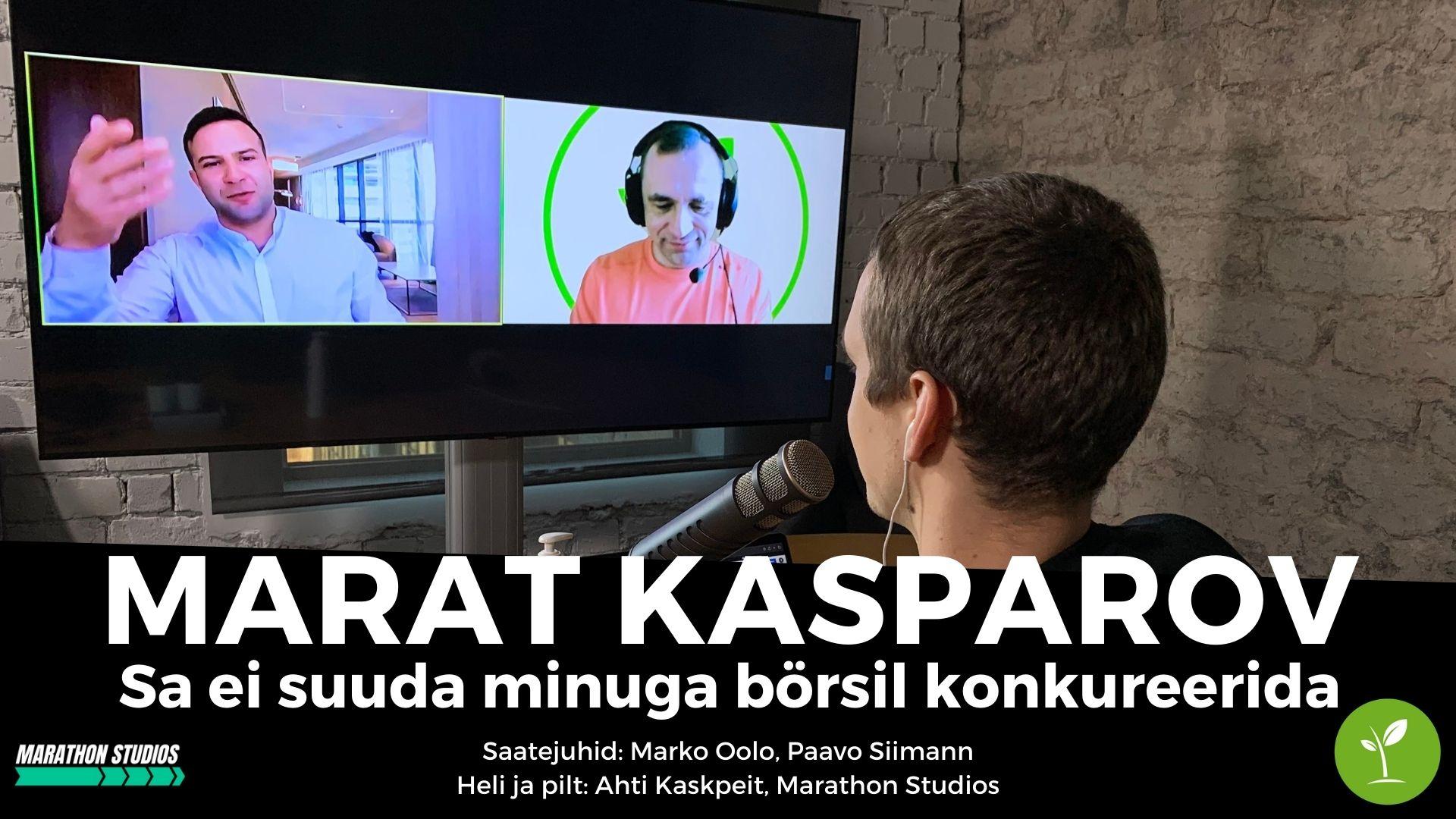 Marat Kasparov